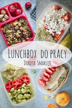 Lunchbox - posiłki do pracy