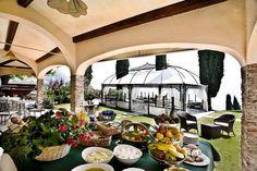Villa Sostaga Gargnano Villa, Great View, Table Settings, Italy, Restaurant, Table Decorations, Home Decor, Room Decor, Table Top Decorations