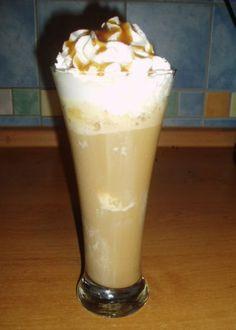 Zmrzlinová káva