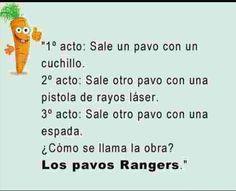 Los Pavos Rangers