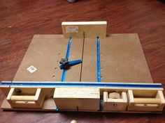 Table Saw - Super accurate crosscut sled