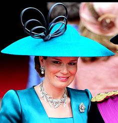 hats from royal wedding