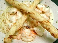 Seafood Medley - cooked in a Crock-Pot for full flavor and convenienve --