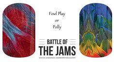 Battle of the Jams - Spring/Summer 2015 #fowlplayJN #pollyJN jamdemic.jamberrynails.net