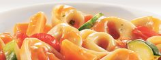 Tortellini Primavera Parmesan - Café Steamers, going to try to copy this