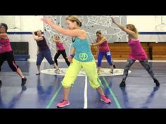 ▶ Zumba Routine to I Know You Want Me by Pitbull - YouTube