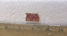 "US Marine Corps Base ""YUMA MCAS"" Pin"