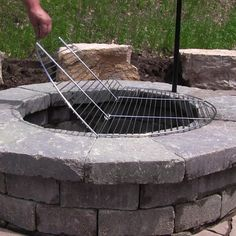 Types Of Grates For Grilling And Their Use   Fire Place and Pits