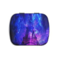 Creation's Heaven Paris Amethyst Dreams Jelly Belly Candy Tin