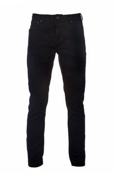 Scotch & Soda Ralston Cuts And Colours Jeans in Black at Intro