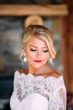 Fall Kentucky Wedding by Love, Chloe Lane - Southern Weddings Southern Wedding Dresses, Southern Belle Wedding, Southern Bride, Fall Wedding Dresses, Southern Weddings, Prom Dresses, Wedding Bells, Wedding Bride, Dream Wedding