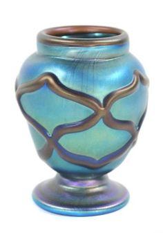 Steven Lundberg Blown Glass Vase