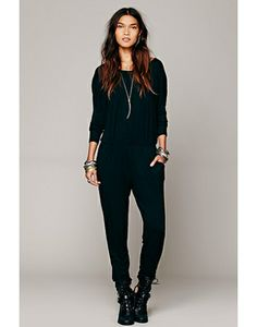 It's like a grown-up onesie! Emily Jumpsuit #refinery29