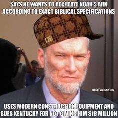 Did Noah Get Tax Incentives?