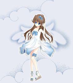 True Blue by SpecialPikachu