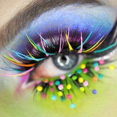 WEBSTA @ brittanycouturexo -  @sugarpill plush lashes customized, dollipop,poisonplum,acidberry,buttercupcake,tako eye shadows@limecrimemakeup virgo glitter,lunar,quill eyeliners@anastasiabeverlyhills pro brow palette