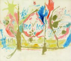 Helen Frankenthaler, 'Eden,' 1956, Helen Frankenthaler Foundation