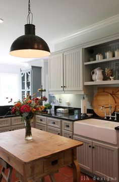 LLH DESIGNS: My Farmhouse Kitchen