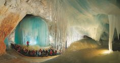 I would love to visit some of the most amazing caves in the world