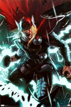 Thor - Comic Posters at AllPosters.com
