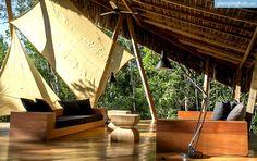 Tree House Brazil | Tree House Glamping Bahia Brazil #treehouse #glamping