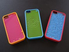 A-Maze-Balls - Weird and Wacky Cases for the iPhone 5s