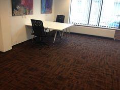 Alignment tapijttegel