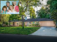 """""""The Golden Girls"""" House Is For Sale: See Inside! - Hooked on Houses Southern Farmhouse, Farmhouse Style, Golden Girls House, Netflix Home, Rise And Run, Sweet Magnolia, Modern Architects, Back Patio, Magnolia Homes"""