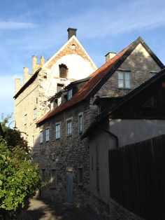 Back of the old Apothecary #Visby #Gotland