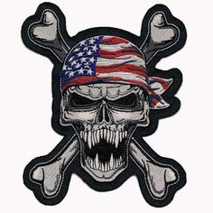 cool biker patch ideas