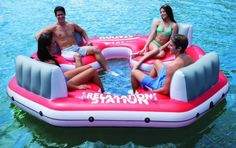 Relaxation Station | 22 Ridiculously Awesome Floats