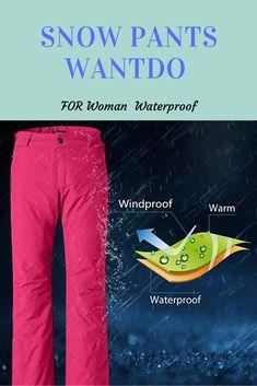 Ski Pants, Cargo Pants, Ski Equipment, Skiing, Fashion Brands, Winter, Women, Ski, Winter Time