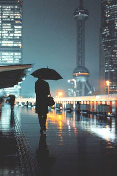 •WE ARE VANITY• - Shanghai by Rajnish Sharma rainy days