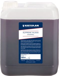 Supreme Blood Internal 5000 ml | Kryolan - Professional Make-up