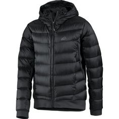 Adidas OUTDOOR - Hiking Hybrid Down Jacket - Men s - Black Solid Grey    Large. From  adidas. List Price   139.95. Price   83.97 d13336ff98