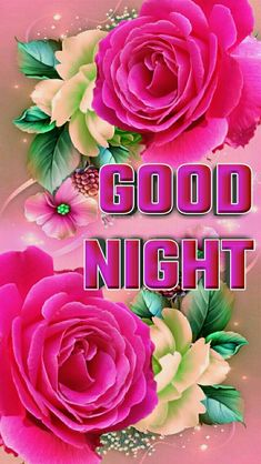 Beautiful Good Night Wishes Images Pics Wallpaper for Whatsapp - Good Morning Images Good Night Flowers, Lovely Good Night, Good Night Prayer, Good Night Blessings, Good Night Gif, Good Night Sweet Dreams, Good Night Image, Good Night Quotes, Good Night Photos Hd
