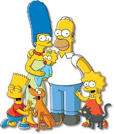 I love The Simpsons to a point where I proudly own all the Seasons that are out. You got to hand it to Matt Groening- he did it first. Guy was the pioneer in animation family/comedy. I'm not saying Family Guy isn't as good I'm just saying between the two I love this one more.
