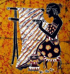 www.indonesian-batik.com Indonesian Art, Batik Art, Quilting Tools, Ikat, Folk Art, Quilts, Ethnic Style, Fabric, Shibori