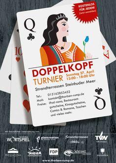 Doppelkopf - Turnier 2014 - jetzt anmelden.