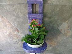 Criando Arte Fazendo Arte: Porta Vaso/ Criando fazendo arte