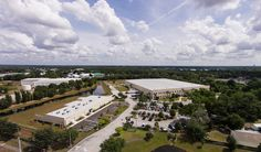 Pentair Aquatic Eco-Systems' location in Apopka, FL is home to 140+ employees. This 130,000 sq. ft. facility is the main manufacturing site for all Emperor UV systems, a demo research facility for Laboratory Animal Housing, and an aquaponics farm. The building positioned on the left of our site is the all-new PAES W.A.T.E.R. facility. For more info on PAES W.A.T.E.R. please visit PentairAES.com/paes-water