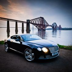 This Bentley Continental GT is on my bucket list!!