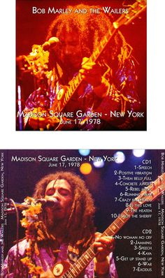 Bob Marley and the Wailers Family First, First Love, Bob Marley Concert, Running Music, Nesta Marley, The Wailers, Madison Square Garden, Concrete Jungle, Reggae