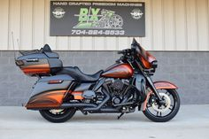 2015 Harley Davidson ULTRA LIMITED CUSTOM **1 OF A KIND** $16K IN XTRA'S!