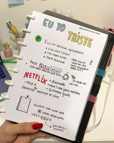 Pin by Juju Silva on Studies Bullet Journal School, Bullet Journal Planner, Bullet Journal Tracker, Study Inspiration, Bullet Journal Inspiration, City And Colour, Lettering Tutorial, Studyblr, Study Notes