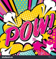 Find Pop Art Pow Quote Type Bang stock images in HD and millions of other royalty-free stock photos, illustrations and vectors in the Shutterstock collection. Bd Pop Art, Pop Art Girl, Pop Art Drawing, Art Drawings, Images Pop Art, Illustration Pop Art, Tableau Pop Art, Pop Art Wallpaper, Art Plastique
