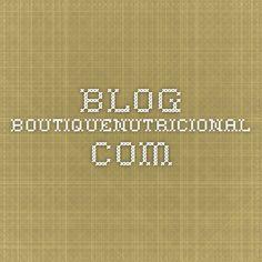 blog.boutiquenutricional.com