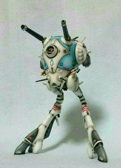 Robotech Macross Battlepod