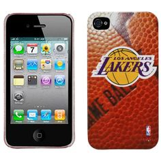 Los Angeles Lakers Game Ball iPhone 4/4S Case