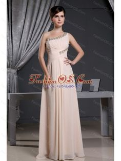 One Shoulder Baby Pink and Beading For Prom Dress- $143.05  www.fashionos.com  junior plus size prom pageant dresses | cheap sexy pageant prom gown | elegant bridesmaid dresses | invitations for 2013 prom party | bridesmaid dresses morii lee | stores to get bridesmaid dresses | best maid of honor dresses | places for bridesmaid dresses | discount maid of honor dresses | pretty dama dresses gowns |